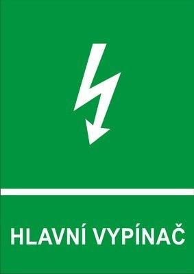 Hlavní vypínač