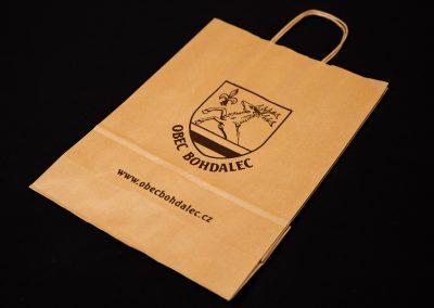 Potisk upomínkové tašky